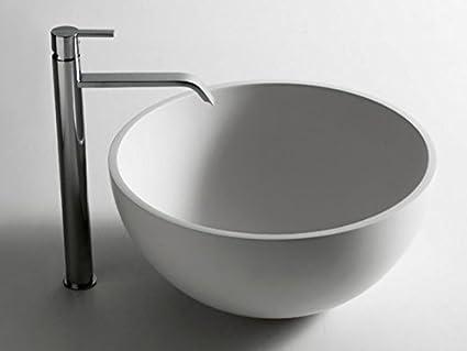 Lavabo da appoggio Antonio Lupi Tondomood lavabo da appoggio tondo ...