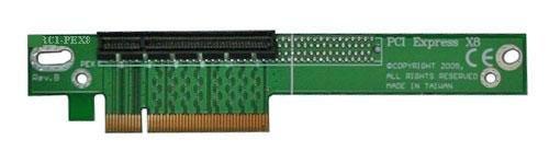 RC1-PEX8 PCI-Express 8x 1U Riser Card