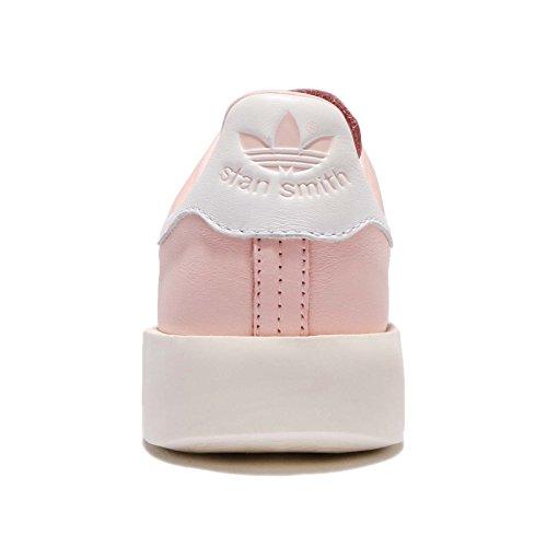 adidas Stan Smith Bold W, Zapatillas de Deporte para Mujer Rosa (Roshel/Roshel/Ftwbla)