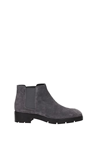 Women's Boots Women's Tod's Tod's Grey Boots Grey RxnqEX67