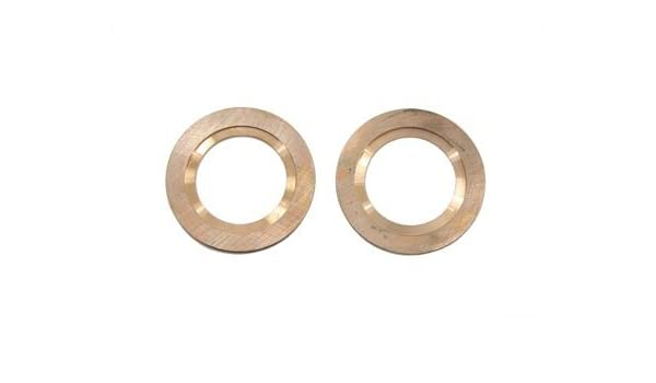 V-Twin 10-1273 Flywheel Crank Pin Thrust Washer Set .073 Bronz