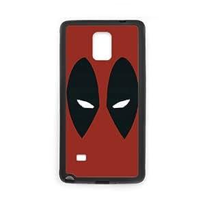 Samsung Galaxy Note 4 Cell Phone Case Black Marvel superhero comic gnm