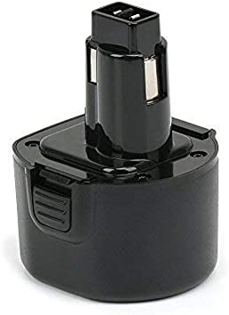 Akku für Black /& Decker PS120 A9251 A9252-9,6V NiCD 2000mAh