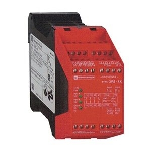 Safety Relay, 24 VAC/VDC, 2.5A