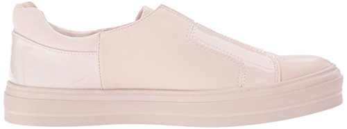 Nine West Vrouwen Obasi Patent Fashion Sneaker Off White / Multi
