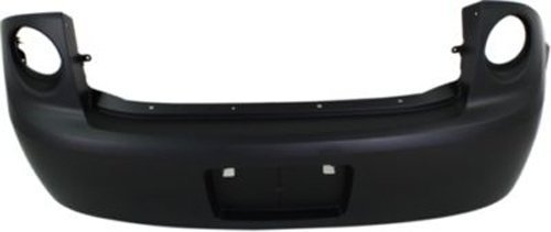 (CPP Primed Rear Bumper Cover Replacement for 2005-2010 Chevrolet Cobalt Coupe)