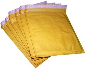 100 Gold Padded Bubble Envelopes A5 170X245mm STG 4