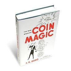 MMS New Modern Coin Magic Book JB Bobo by MMS