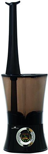 Air Innovations 1.6 Gal. Cool Mist Top Fill Digital Ultrasonic Humidifier -Black Innovations Top