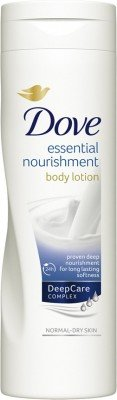 Dove Essential Nourishment Body Lotion Normal - Dry Skin (400 Ml)by dodo store