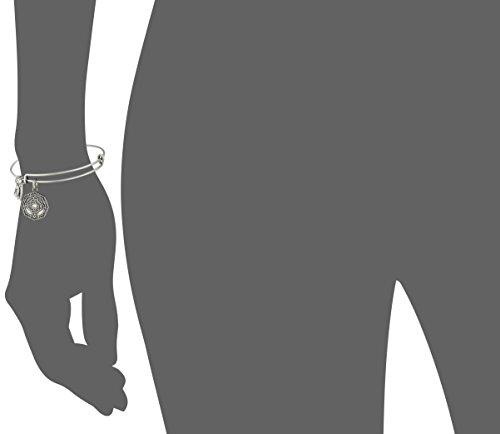 Alex and Ani Bridesmaid Rafaelian Silver Bangle Bracelet by Alex and Ani (Image #3)
