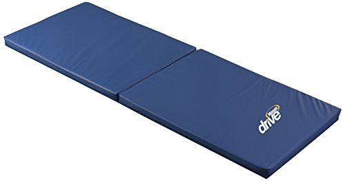 - Drive Medical Safetycare Floor Mat with Masongard Cover, Bi-Fold, 24