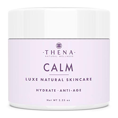 Organic Facial Moisturizer Ultra Hydrating With Hyaluronic Acid, Natural Anti aging Wrinkle Face & Eye Cream For Women Men, Best Moisturizing Face Lotion Sensitive Dry Combination Skin Care Day Night (Best Day And Night Cream For Sensitive Skin)