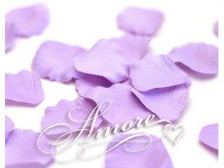 200 Wedding Artificial Silk Rose Petals ()