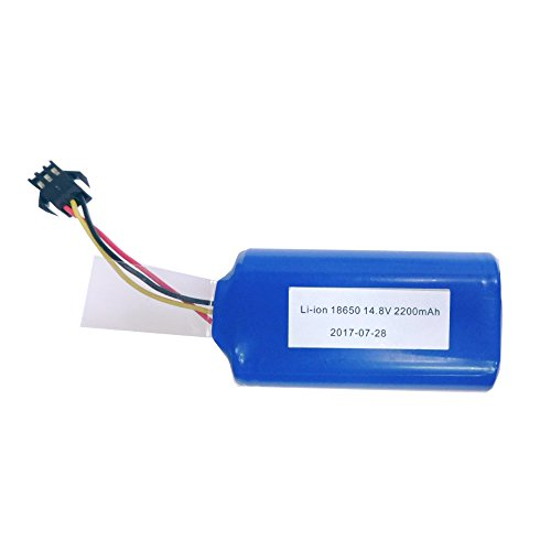 Replacement Battery for MT820 Robotic Vacuum Cleaner