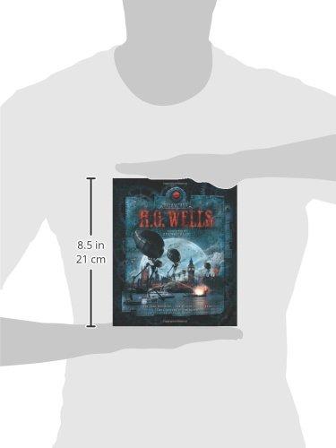 Steampunk: H.G. Wells (Steampunk Classics) 5