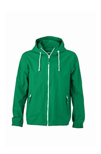 E Jacket white Funzionale Giacca Giovanile Quattro Sailing Irish green Stagioni Men's tgO1WHwq