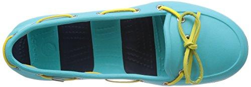 Line Chaussures Navy Pool Bleu Bateau Beach Femme Crocs 85xwq1U5