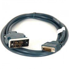V35 Dte Cable - CAB-V35MT Cisco Compatible LFH60 Male to V35 Male DTE Cable 10 ft 72-0791-01 by LinkCable