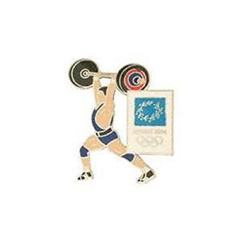 Olympic Athens 2004 Weight Lifting -
