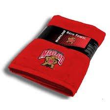 Maryland Terrapins Towel - 7