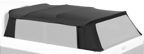 Bestop 76304-35 Black Diamond Supertop for Truck Bed Cover for 2002-2010 Ram 1500/2500 Reg/Quad/Mega Cab; 2011-2017 Ram 1500 (except Rambox), 6.5' bed (Dodge 2006 Mega Cab Ram)