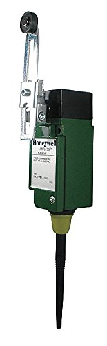 Honeywell - WLS1A11AA2A - Heavy Duty Wireless Limit Switch, 1NO/1NC Contact Form, 1.50 to 3.50 Arm Length, 0.75 Arm Width