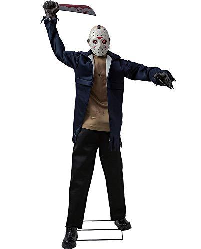 (Forum Novelties Friday The 13th Jason Voorhees Lifesized Animated Prop)