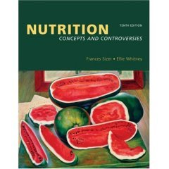 Nutrition: Concepts and Controversies -- Tenth 10th - Free Shipping That Stores Offer Online