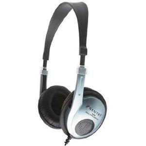 (Sentry HO268 Digital Stereo Headphones (Color Varies) )
