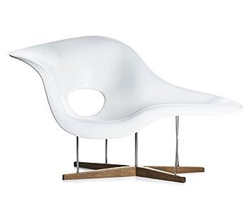 Vitra La Chaise - White