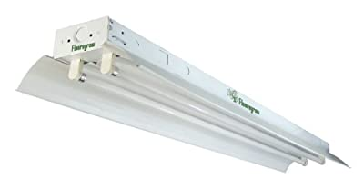 Sprout 2 Lamp T5HO Fluorescent Grow Light