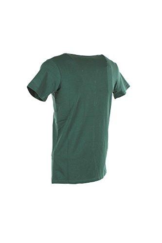 T-shirt Uomo Yes-zee M Verde T723 Tc00 Primavera Estate 2018