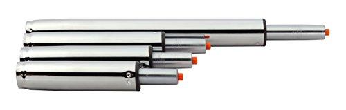 Duhome 0137 Ressort A Gaz Pour Tabouret De Bar Chrome 51 72 Cm