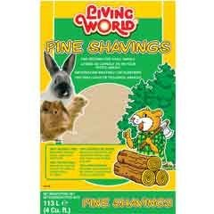 - Living World Pine Shavings, 4-Cubic Feet