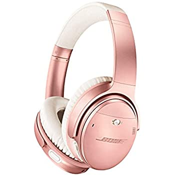 Bose QuietComfort 35 II Wireless Bluetooth Headphones, Noise-Cancelling, with Alexa