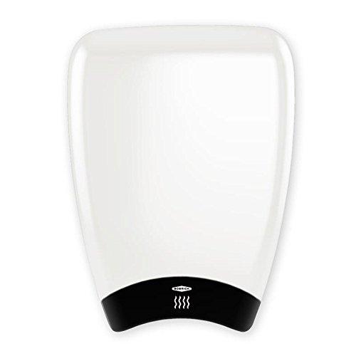 Bobrick TerraDry B-7180 Hand Dryer, White, 110-120V (New Design)