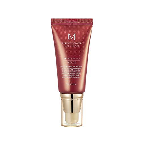 M Perfect Cover BB Cream SPF42/PA+++ (No.25/Warm Beige)