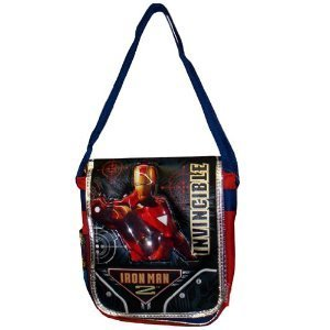 Iron Man 2 Lunch Tote Bag ()