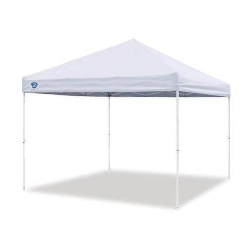 Z-Shade 10' x 10' Venture Straight Leg Canopy Tint Out Door Shade Camping