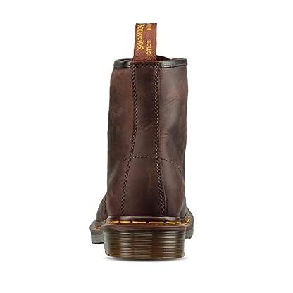 Dr. Martens Unisex-Adult 1460 Lace-Up Boots Brown (Gaucho Crazyhorse 203), 6 UK (39 EU) 4