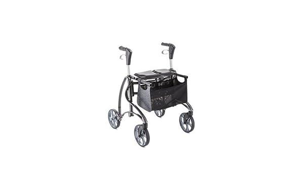Rollator Jazz II Invacare Leichtgewichts-Rollator Sitzhöhe ...