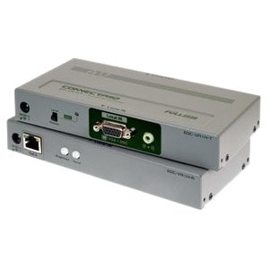 Connectpro Eoc-Va1h Video Console Extender - 984.25 Ft Rangenetwork (Rj-45)Vga In - Wall Mountable, Standalone ''Product Category: Network & Communication/Video Consoles/Extenders''
