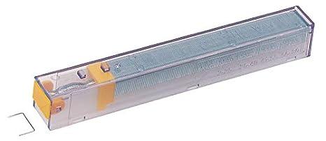Leitz Cartucho de grapadora K6 Largo: 6 mm 1050 piezas 25 hojas 55910000 Acero resistente