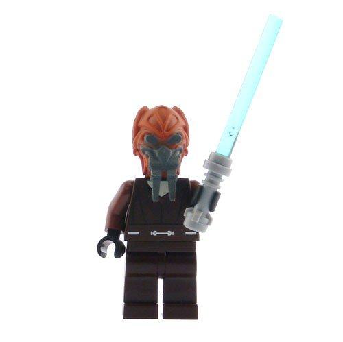 Star Wars Clone Wars Plo Koon Lightsaber (LEGO Star Wars Jedi Plo Koon Minifigure 2014)