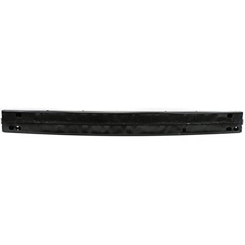 Bumper Reinforcement compatible with Nissan Altima 02-06 Maxima 04-08 Front Steel Primed