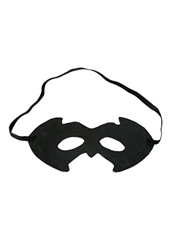 Fun Costumes unisex-adult Bat Eye Mask Standard