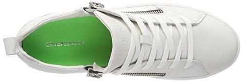 CRIME London Herren 11246ks1 Sneaker Weiß (Weiß)