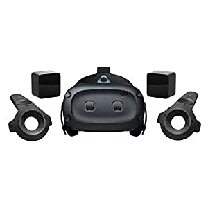 Best Epic Trends 31HkZJHxasL._SS300_ HTC Vive Cosmos Elite Virtual Reality System