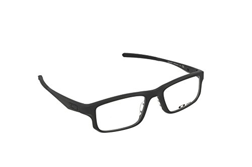 Oakley Voltage OX8049-0153 Eyeglasses Satin Black - Oakley Reading Glasses Mens